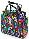 Disney Dooney & Bourke Wonder Mickey Fan Shopper Tote Bag