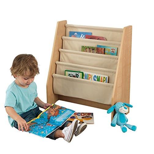 Kidkraft Sling Bookshelf – Natural