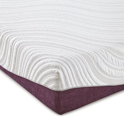 home, kitchen, furniture, bedroom furniture, mattresses, box springs,  mattresses 11 picture Perfect Cloud Lavender Bliss 10-inch Memory Foam deals