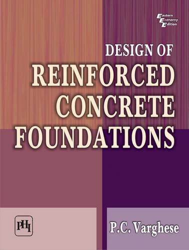 Design of Reinforced Concrete Foundations Concrete Foundation