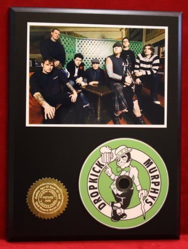Dropkick Murphys LTD Edition Picture Disc CD Rare Collectible Music Display