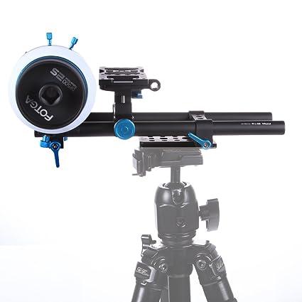 Fotga DP500IIS barra de juego de cámara réflex digital profesional ...