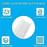 25 Yards 1/4 inch Elastic for Sewing | Elastic