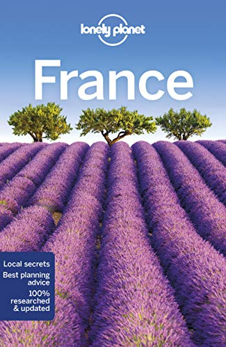 Lonely Planet France (Travel Guide)...