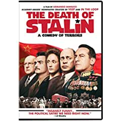 The Death Of Stalin arrives on DVD and Digital June 19th from Paramount