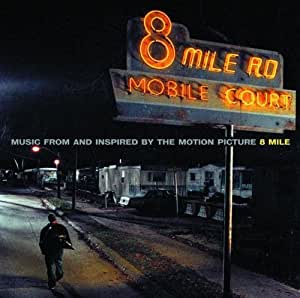 8 Mile - Music From and Inspired by the Motion Picture by Various Artists (2002) Audio CD