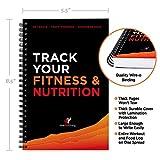 NewMe Fitness Journal for Women & Men - Fitness and