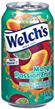 Welch's Blended Juice Drink, No Preservatives, Mango/Passion Fruit - Best Reviews Guide