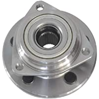 DRIVESTAR 4WD Only 513124 New Front LH or RH Hub Bearing Assembly for 4X4 w//ABS GMC Chevy GM Trucks