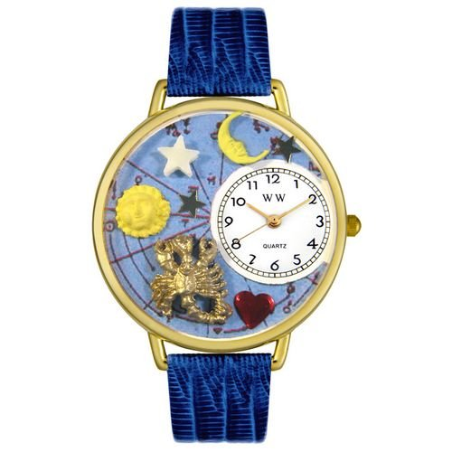 40d10b800 Image Unavailable. Image not available for. Color: Scorpio Horoscope Watch  ...