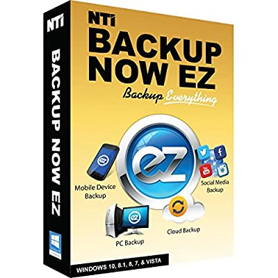 NTI Backup Now EZ [2018 Version]