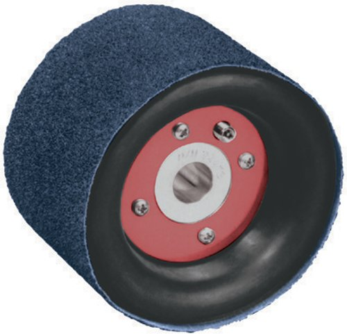Dynabrade 94507 3-1/4-Inch by 3-Inch Standard Dynacushion Pneumatic Wheel
