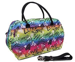 Bolsa de viaje equipaje de mano bolsa de deporte (706 Amor)
