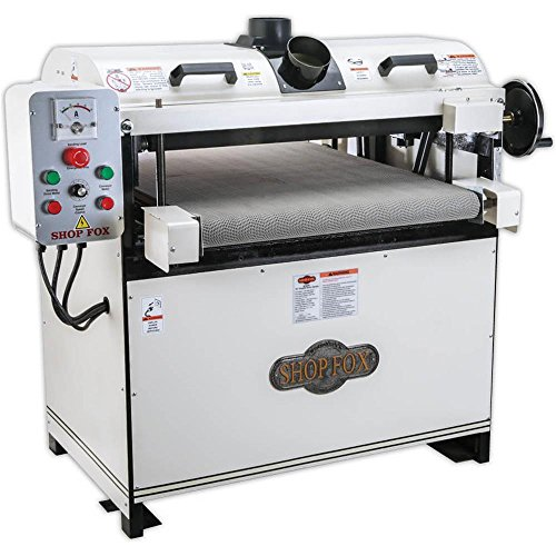 SHOP FOX 5 HP 26-Inch Drum Sander