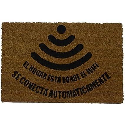 Wonderful Koko Doormats Koko Zerbini Zerbino Casa WiFi, PVC, Cocco, 60 X 40 Cm
