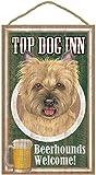 (SJT27988) Cairn Terrier (tan), Top Dog Inn 10
