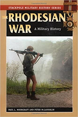 Book The Rhodesian War: A Military History (Stackpole Military History)