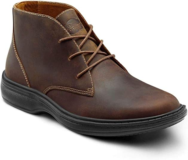 3. Dr. Comfort Ruk Therapeutic Lace-Up Shoe