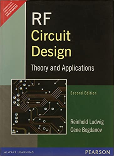 Buy RF Circuit Design Theory And Application Second Edition Book ...