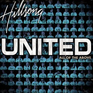 (Hillsong United All of the Above Music Book)