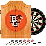 Trademark Gameroom Bowling Green State University Wood Dart Cabinet