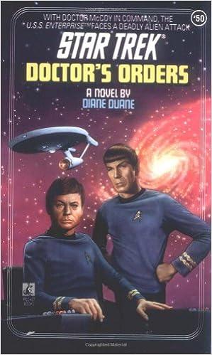 Doctor's Orders (Star Trek: The Original Series): Amazon.co.uk ...