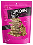 Popcorn Thins All-Natural Snacks (Cranberries, Almonds, Cherries & Caramel, 1.5oz, Pack of 8) Review