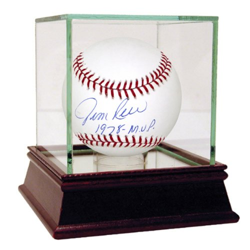 Jim-Rice-Autographed-MLB-Major-League-Baseball-with-1978-MVP-inscribed-Case-is-NOT-Included