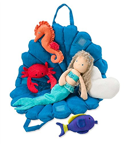 Magic Cabin Mermaid & Friends Play Set