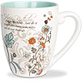 Mark My Words Happy Birthday Mug, 4-3/4-Inch, 20-Ounce Capacity