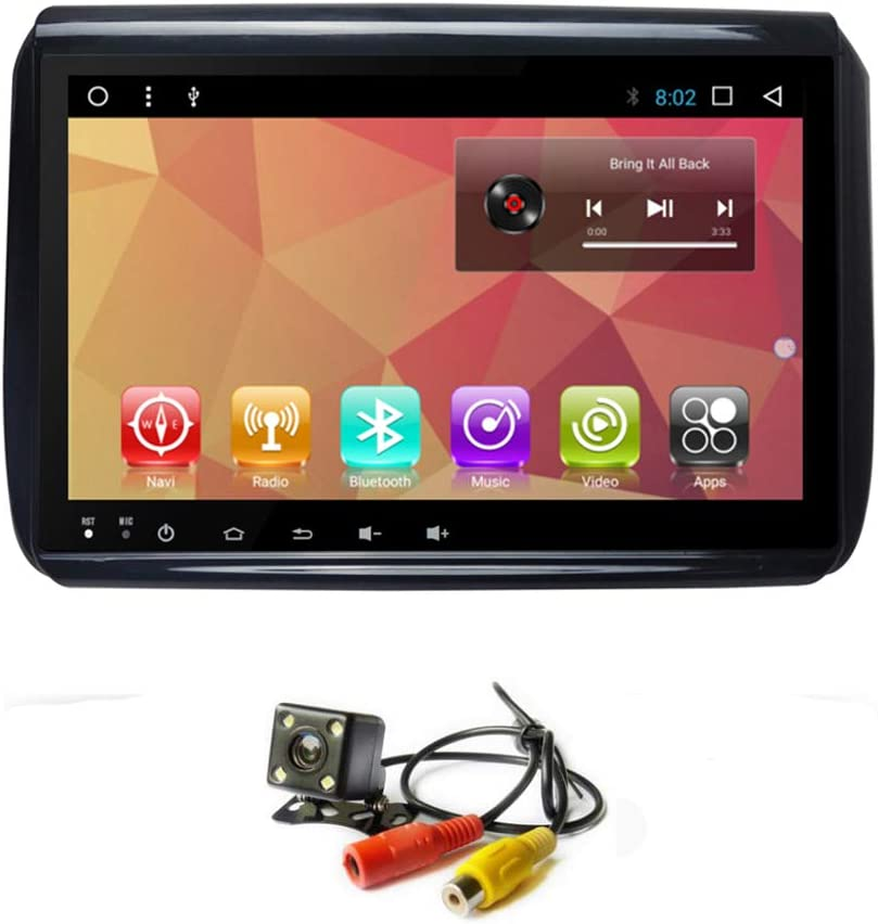 Android 8.1 IPS Octa Core Car Radio GPS para Peugeot 2008 208 Unidad de Cabeza Touch Navigation Multimedia Player con Bluetooth WiFi 4G Estéreo Navi: Amazon.es: Electrónica