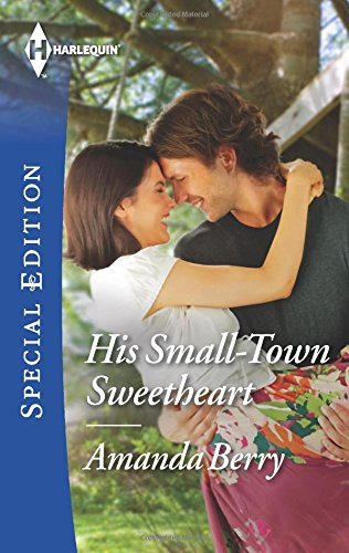 book cover of His Small-Town Sweetheart