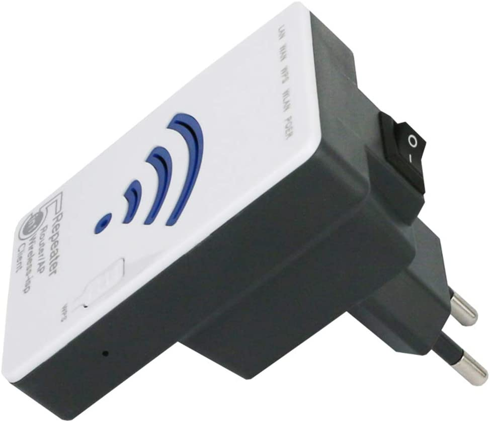 Portable Wall-Mounted Signal Amplification Enhancer Suitable for Any Router Electronic digital Multi-Function WiFi Expander Wireless Router AP Repeater