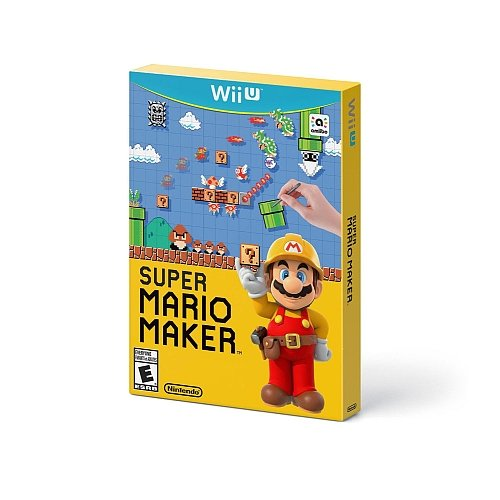 Price comparison product image NINTENDO WUPQAMAE Super Mario Maker WiiU(FP)
