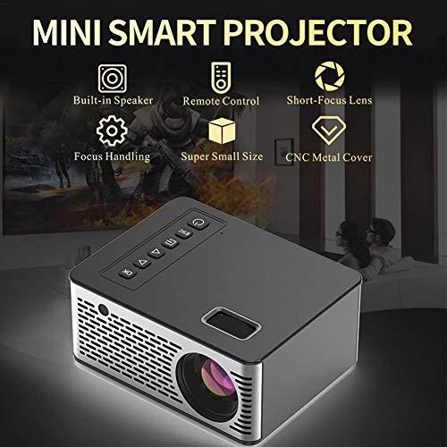 Heoolstranger Proyector Doméstico UC26 para Niños, Mini Proyector ...