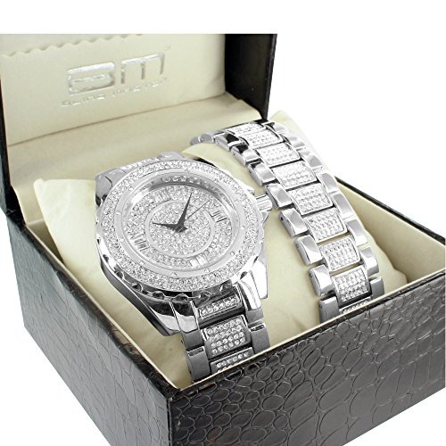 Iced Out Mens Watch