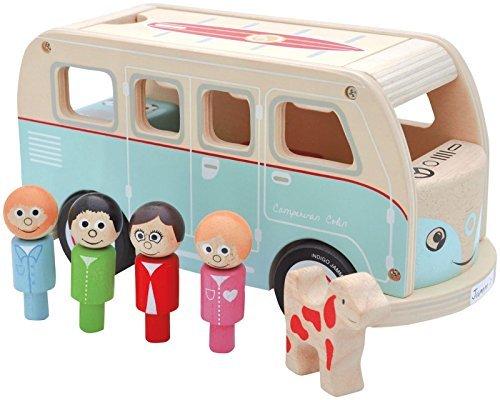 Indigo Jamm IIJ8031 Colin's Camper Van Playset by Indigo Jamm