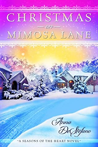 book cover of Christmas on Mimosa Lane