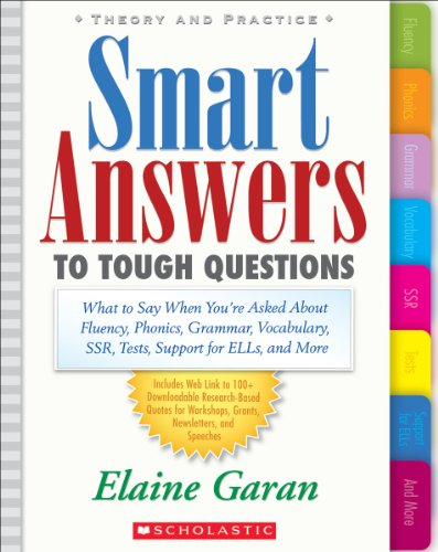 Download Smart Answers to Tough Questions Pdf