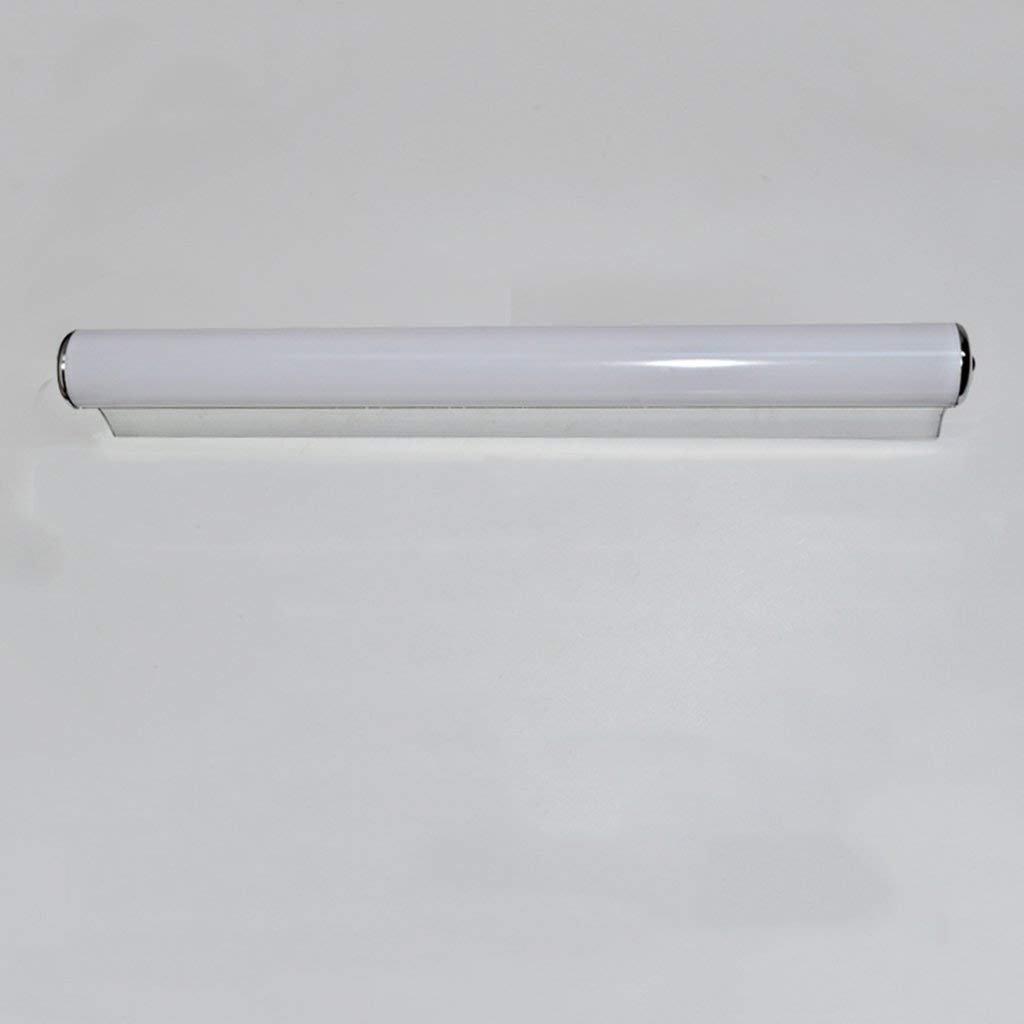 JBP Max Spiegellicht Badlicht LED Aluminiumlegierung Spiegel Scheinwerfer Spiegelschrank Lampe Make-Up Lampe Wandleuchte,Warmlight,10W 57.5CM