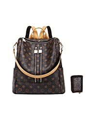 Bolso de mano de diseño para mujer Mochila bolso de piel con cierre bolso de hombro bolso de mano