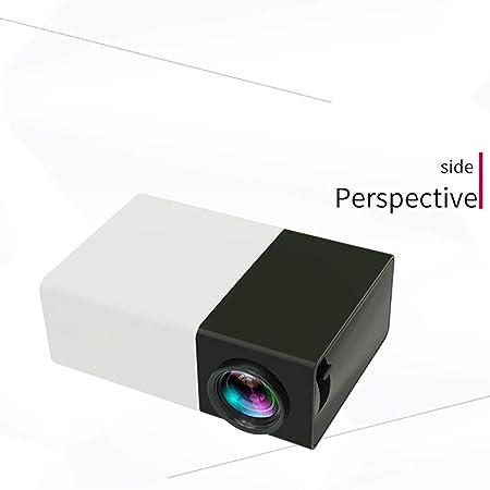 Portable Mini Full Color LED proyector, para Regalo de los ...