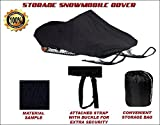 Snowmobile Snow Machine Sled Cover fitsCover fits