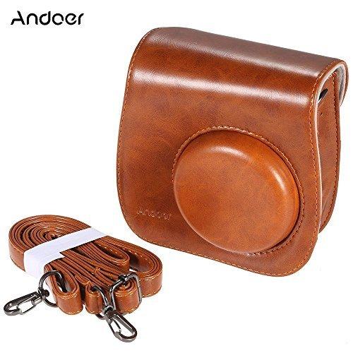 Andoer Camera Case Artificial Leather Single Shoulder Bag Co