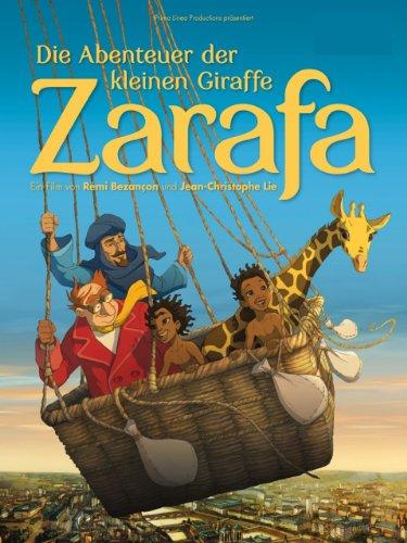 Die Abenteuer der kleinen Giraffe Zarafa Film
