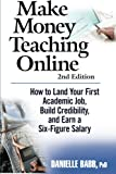 img - for Make Money Teaching Online book / textbook / text book