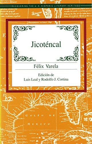 Descargar Libro Jicoténcal Félix Varela