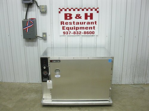 Cres Cor Insulated Mobile Heated Holding Cabinet Hot Food Warmer H339SBS1210