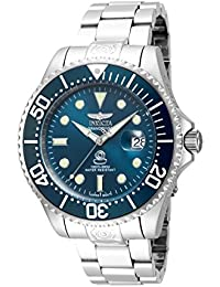 Men's 18160 Pro Diver Analog Japanese Automatic Stainless Steel Watch
