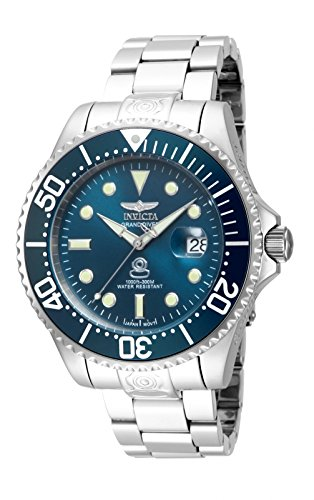 Invicta Men's 18160 Pro Diver Analog Japanese Automatic Stainless Steel Watch